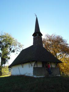 Biserica de lemn - Fâsca (2)