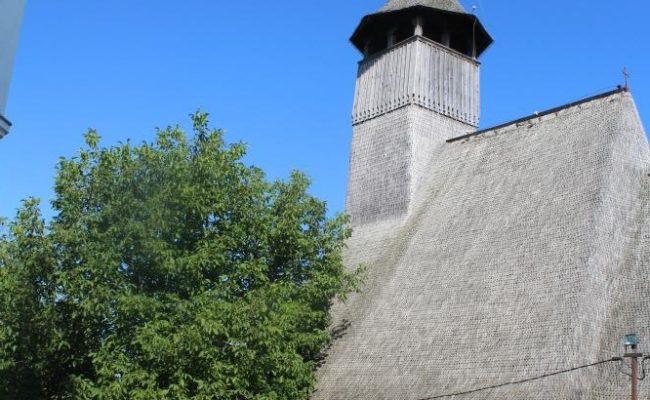 Biserica de lemn Tilecus