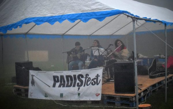 Padis Fest scena artistilor